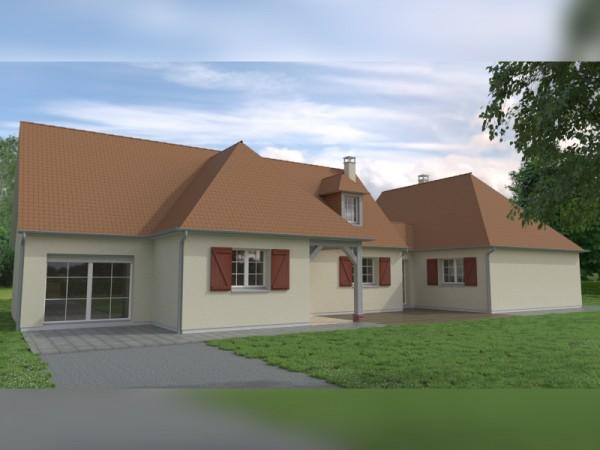 Extension d'une maison individuelle - 60 m²
