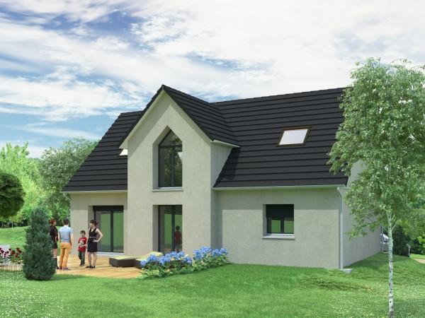 Maison traditionnelle - 140 m²